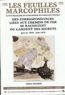 Correspondances Liées Aux Chemins De Fer - Philatélie Et Histoire Postale