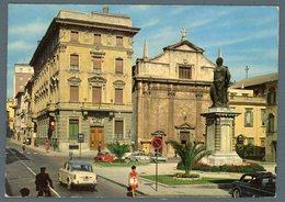 °°° Cartolina - Ascoli Piceno Piazza Roma Nuova °°° - Ascoli Piceno