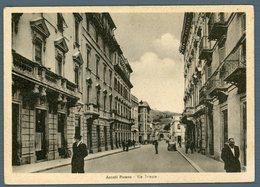 °°° Cartolina - Ascoli Piceno Via Trieste Nuova °°° - Ascoli Piceno