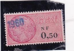 T.F.S.U N°331 - Revenue Stamps