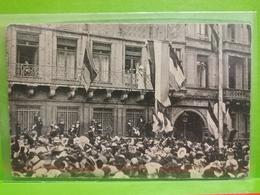 CPA, S. À. R. La Grand-Duchesse Marie-Adélaïde Sur Le Balcon Après La Prestation De Serment 1912 - Cartes Postales