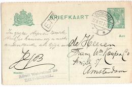Zaltbommel Langebalk 1 - 1917 - Postal History