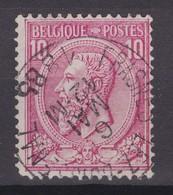 N° 46 : FRANES LEZ BUISSENAL - 1884-1891 Léopold II