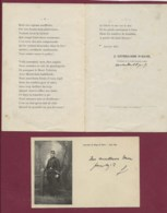 260220 - MILITARIA LETTRE Et Cpa D'un Mobile Siège De Paris 1870 71 La Commune J LETRILLARD ST ELME Garde Nationale - Dokumente
