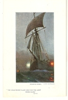 """A. Cordingley. Nearing Home"" Tuck Oilette Platemarked Ser. PC # 9735 - Tuck, Raphael"