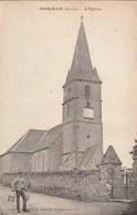 50 DOMJEAN L'église - Autres Communes