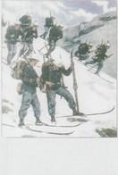 Militari - Patriottiche - Alpini - Longarone 2006 - Gli Alpini Negli Sport Invernali - - Patriottiche