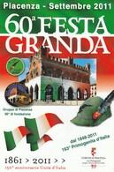 Militari - Patriottiche - Alpini - Piacenza 2011 - 60^ Festa Granda - - Patriotic