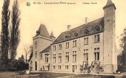 Campenhout-Reist -  Château Opstal (Kasteel) (Nels) - Kampenhout