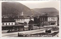 LIESTAL   ---    GARE   ---   TRAIN - BL Basel-Land