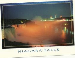 NIAGARA  FALLS 2000 - Cartes Modernes