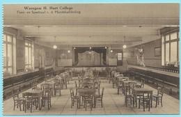 0844 - BELGIE - WAREGEM - H. HARTCOLLEGE - FEEST- EN SPEELZAAL - Waregem
