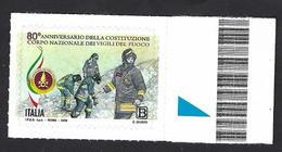 Italia, Italy, Italien, Italie 2019; 80° Del Corpo Nazionale Dei Vigili Del Fuoco, Firefighters, Les Pompiers. VARIETY. - Sapeurs-Pompiers