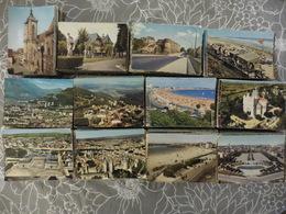 LOT  DE  2844  CARTES  POSTALES  DENTELEES   DE  FRANCE - Cartes Postales