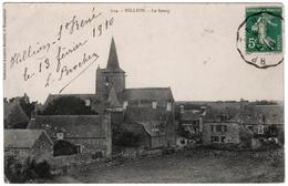 CPA DE HILLION  (CÔTES D'ARMOR)   LE BOURG - Other Municipalities