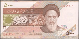 TWN - IRAN 152b - 5000 5.000 Rials 2013-2018 Series 98/22 - Signatures: Seyf & Tayebnia UNC - Iran