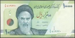 TWN - IRAN 159b - 10000 10.000 Rials 2013-2018 Series 2/3 - Signatures: Seyf & Karbasian UNC - Iran