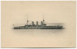 Marine Militaire Croiseur Cuirassé Kriegsschiff Warship GEORGI AVEROFF (Grèce) - Guerra