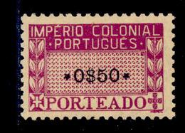! ! Portuguese Africa - 1945 Postage Due $50 - Af. P05 - MH - Afrique Portugaise