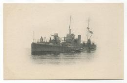 Marine Militaire Croiseur Cuirassé Kriegsschiff Warship Torpilleur (Grèce) - Guerra