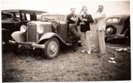 Automobile  C.1936  - Photo - Automobiles