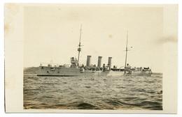 Marine Militaire Croiseur Cuirassé Kriegsschiff Warship FYLGIA Schweden Foto Der Geiser Algerien Stanze - Guerra