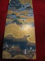 Ticket Ancien/JAPON/ Visite De Monument /The Keep ( Donjon) Of OSAKA CASTLE/1983       TCK148 - Tickets - Vouchers