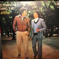LP Argentino De El Chango Nieto Y Daniel Toro Año 1980 - Ohne Zuordnung