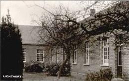 LICHTAERT-LICHTAART - Klooster En School - Photo-carte - Kasterlee