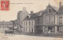 LANQUETOT (Seine-Maritime): Un Coin De La Place - France