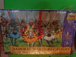 Figurines ZVEZDA  1/72 Ref 8025  Samurai Warriors Cavalary Kohhlie - Figurines