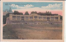 Namur - Le Stade Et Le Grand Hôtel - Namur