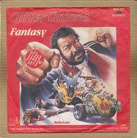 "7"" Single, Oliver Onions - Fantasy - Disco, Pop"