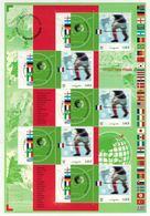 France // Blocs & Feuillet // 2002 // Championnat Du Monde Football Bloc-feuillet Neuf ** MNH No.49 - Ongebruikt