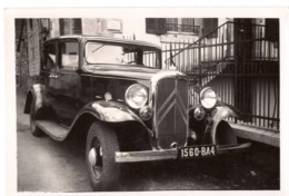 Automobile  C.1936 Citroen  - Photo - Automobiles