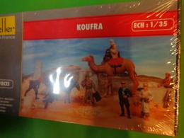 Maquette Heller Koufra 1/35 Boite Non Ouverte - Figurines