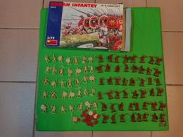 Figurines  Roman Infantry Ref 72012 Miniart 1/72 - Small Figures