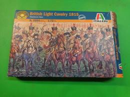 Figurines British Light Cavalery 1815 Italeria 6094 - Figurines