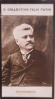 Maurice Ordonneau Né à Saintes (Ch M)  Auteur Dramatique-    2ème Collection Photo Felix POTIN 1908 - Félix Potin