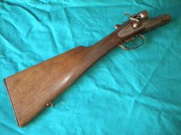 Crosse Fusil De Chasse Complète - Armas De Colección