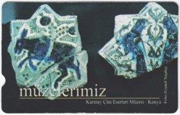 TURKEY C-299 Magnetic Telekom - Used - Türkei