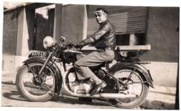 Moto Brant ?  C.1940  - Photo - Automobiles