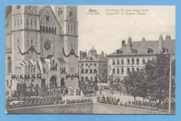 57 - METZ - INAUGURATION DU NOUVEAU TEMPLE - 14 MAI 1904 - KAISERIN CALECHE - HURLIN N°170 - VOIR ZOOM - Metz