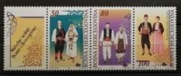 Bosnie-Herzégovine 1996 / Yvert N°199-201 / ** - Bosnie-Herzegovine