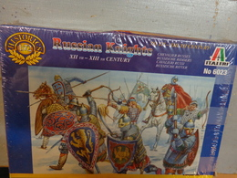 Figurines Russian Knights Italeria 6023 1/72 - Small Figures
