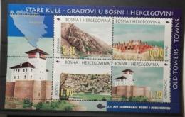 Bosnie-Herzégovine 1998 / Yvert N°257-260 / ** - Bosnie-Herzegovine
