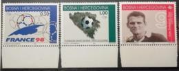 Bosnie-Herzégovine 1998 / Yvert N°269-271 / ** - Bosnie-Herzegovine