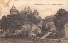 35-COMBOURG-LE CHÂTEAU-N°2031-D/0363 - Combourg