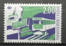 Bosnie-Herzégovine 1998 / Yvert N°273 / ** - Bosnie-Herzegovine