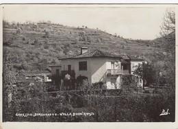 GARESSIO-CUNEO-BORGORATTO-VILLA BUON RIPOSO-CARTOLINA VERA FOTOGRAFIA-VIAGGIATA NEL 1938 - Cuneo